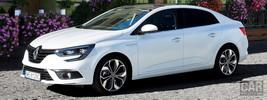Renault Megane Sedan - 2016