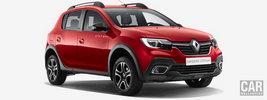 Renault Sandero Stepway City - 2018