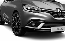 Обои автомобили Renault Scenic Black Edition - 2019
