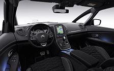Обои автомобили Renault Scenic Black Edition - 2019