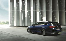 Обои автомобили Renault Talisman Estate - 2015