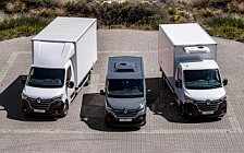 Обои автомобили Renault Trafic Refrigerated Van - 2019