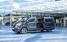 Обои автомобили Renault Trafic SpaceClass LWB - 2019