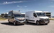 Обои автомобили Renault Trafic Workshop Van - 2019
