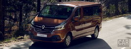 Renault Trafic Minibus LWB - 2019