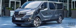 Renault Trafic SpaceClass LWB - 2019