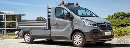 Renault Trafic Tipper - 2019