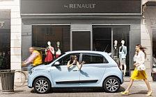 Обои автомобили Renault Twingo - 2014