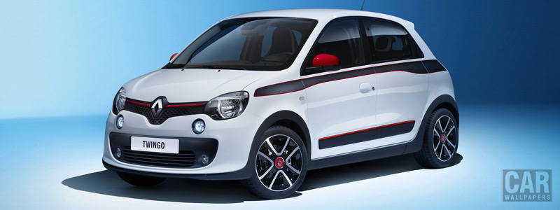 Обои автомобили Renault Twingo - 2014 - Car wallpapers