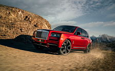 Обои автомобили Rolls-Royce Cullinan - 2018