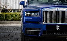 Обои автомобили Rolls-Royce Cullinan Shanghai Motor Show - 2019