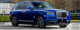 Rolls-Royce Cullinan Shanghai Motor Show - 2019