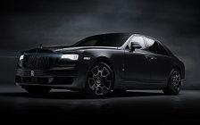 Обои автомобили Rolls-Royce Ghost Black Badge - 2019