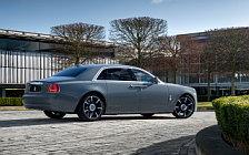 Обои автомобили Rolls-Royce Ghost EWB Shanghai Motor Show - 2019