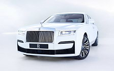 Обои автомобили Rolls-Royce Ghost UK-spec - 2020