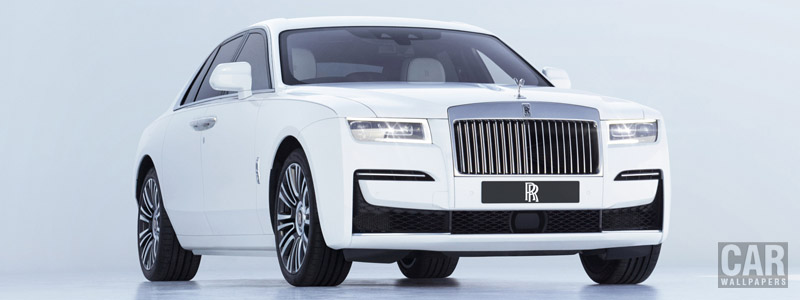 Обои автомобили Rolls-Royce Ghost UK-spec - 2020 - Car wallpapers