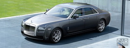 Rolls-Royce Ghost - 2009