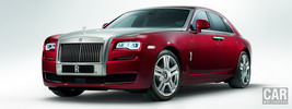 Rolls-Royce Ghost - 2014