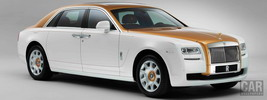 Rolls-Royce Ghost Extended Wheelbase Chengdu Golden Sun Bird - 2013