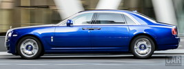 Rolls-Royce Ghost Extended Wheelbase UK-spec - 2014