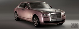 Rolls-Royce Ghost Rose Quartz - 2012