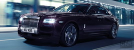 Rolls-Royce Ghost V-Specification - 2014