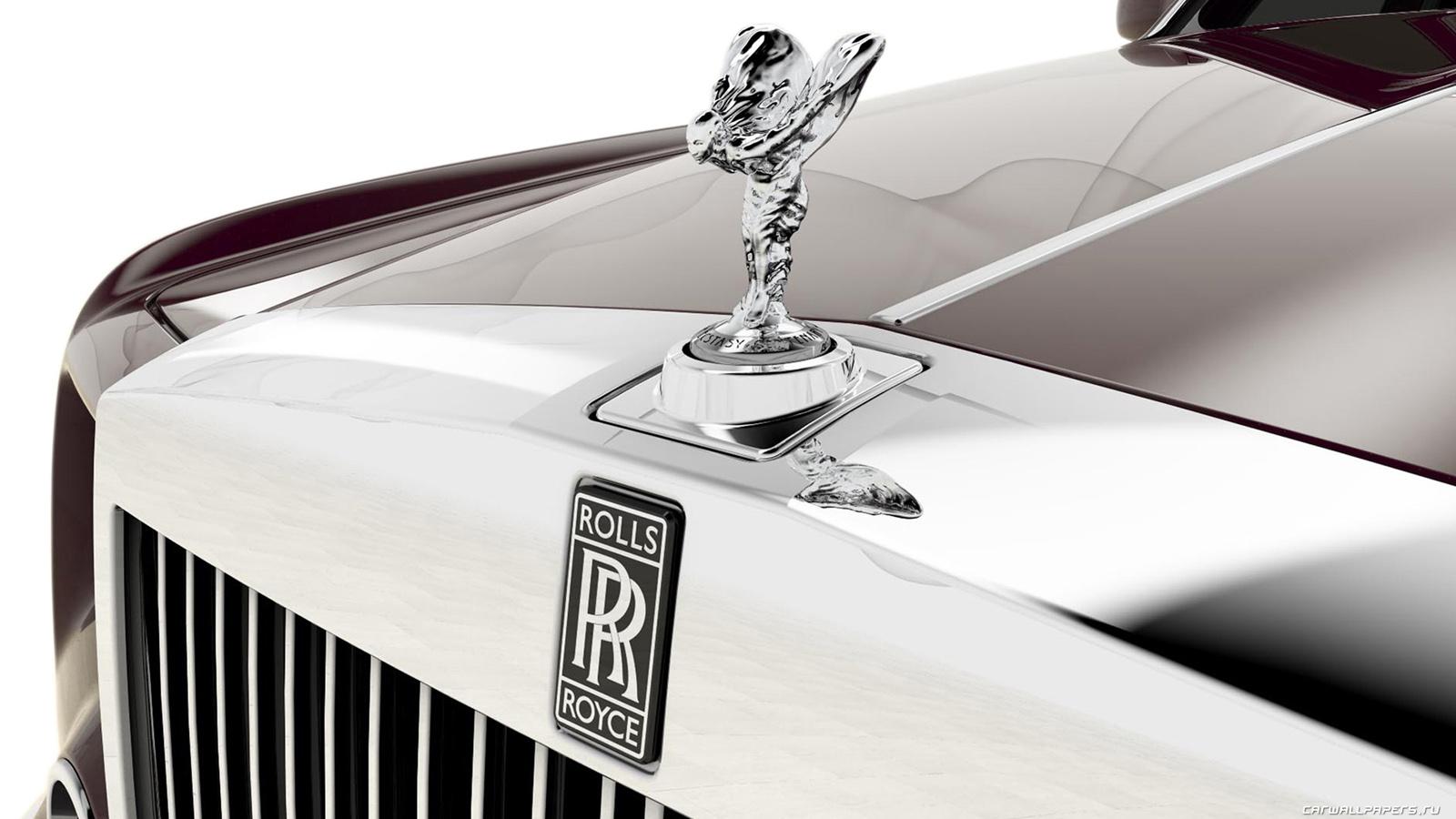 Rolls royce logo wallpaper