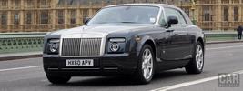 Rolls-Royce Phantom Coupe - 2011