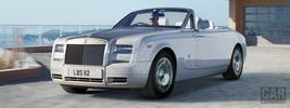 Rolls-Royce Phantom Drophead Coupe - 2012