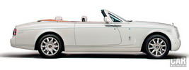 Rolls-Royce Phantom Drophead Coupe Maharaja - 2014