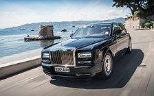 Обои автомобили Rolls-Royce Phantom Extended Wheelbase - 2012