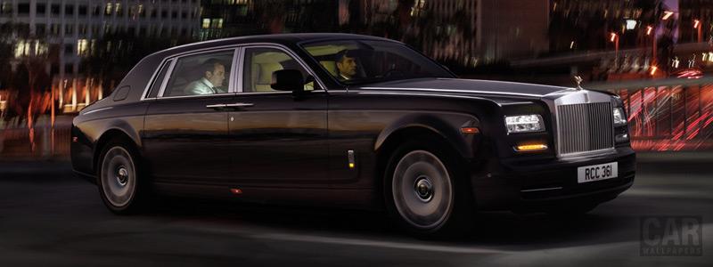 Обои автомобили Rolls-Royce Phantom Extended Wheelbase - 2012 - Car wallpapers
