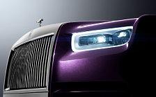 Обои автомобили Rolls-Royce Phantom EWB - 2017
