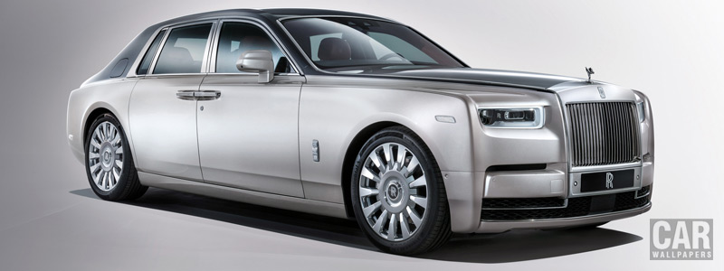 Обои автомобили Rolls-Royce Phantom - 2017 - Car wallpapers