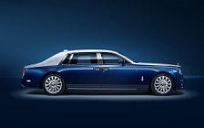 Обои автомобили Rolls-Royce Phantom EWB Chengdu - 2018