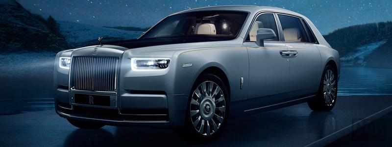 Обои автомобили Rolls-Royce Phantom Tranquillity - 2019 - Car wallpapers
