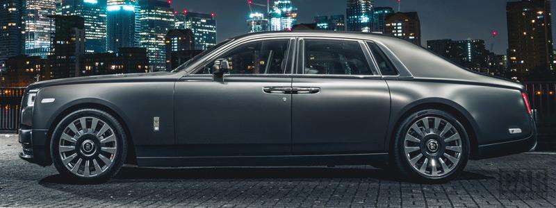 Обои автомобили Rolls-Royce Phantom - 2019 - Car wallpapers