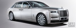 Rolls-Royce Phantom - 2017