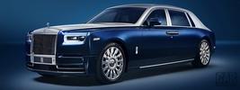 Rolls-Royce Phantom EWB Chengdu - 2018