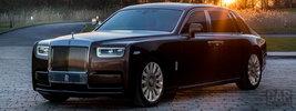 Rolls-Royce Phantom EWB Privacy Suite Shanghai Motor Show - 2019