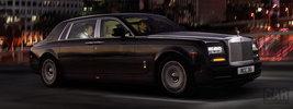 Rolls-Royce Phantom Extended Wheelbase - 2012