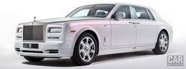 Rolls-Royce Phantom Extended Wheelbase Serenity - 2015