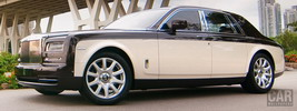 Rolls-Royce Phantom Pinnacle Travel - 2014