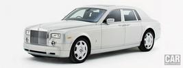 Rolls-Royce Phantom Silver - 2007