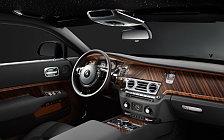 Обои автомобили Rolls-Royce Wraith Inspired By Film - 2009