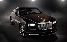 Обои автомобили Rolls-Royce Wraith Inspired By Music - 2009