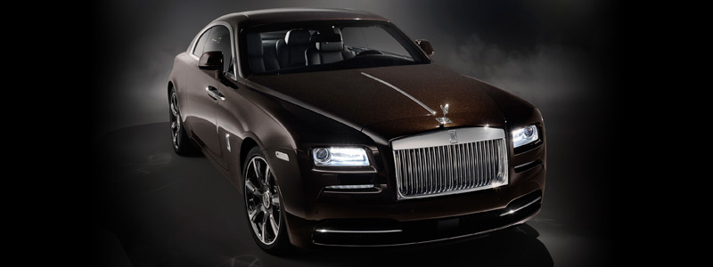Обои автомобили Rolls-Royce Wraith Inspired By Music - 2015 - Car wallpapers