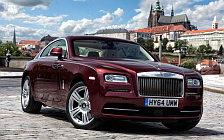 Обои автомобили Rolls-Royce Wraith - 2009