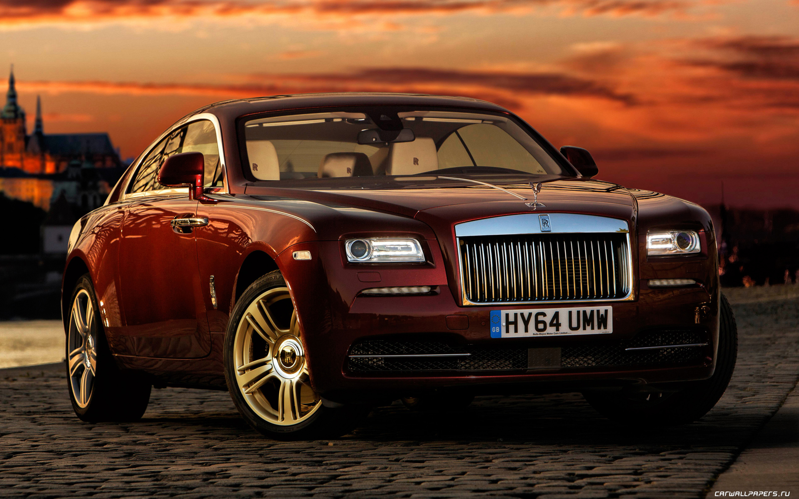 Cars Wallpapers Rolls Royce Wraith