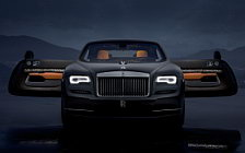 Обои автомобили Rolls-Royce Wraith Luminary Collection - 2018